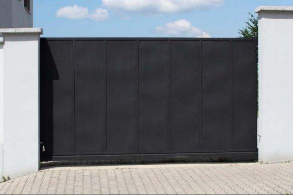Installation de portails autoportants Vitrolles