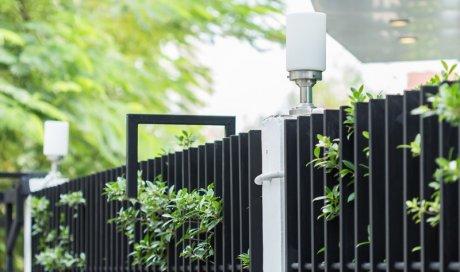 Clôtures en panneaux barreaudés Vitrolles