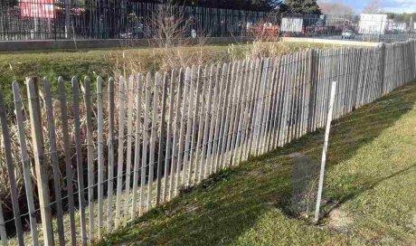 Brise-vue et accessoires pour clôture Vitrolles