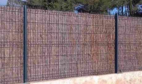 Clôtures en panneaux de treillis soudés Vitrolles
